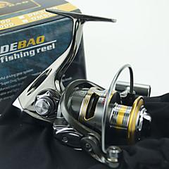 Spinning Reel / Role za ribolov Smékací navíjáky 5.2:1 12 Kuličková ložiska VyměnitelnýMořský rybolov / Bait Casting / Rybaření v ledu /