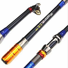 Teleskopický / Rybářský prut Teleskopický Hliník / Uhlík 270 MMořský rybolov / Spinning / Rybaření ve sladkých vodách / Obecné rybaření /