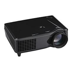projector de cinema em casa 3000lumens lumens WXGA (1280x800) 3d LED 3D apenas vermelho e azul