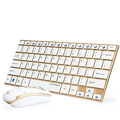 Kabellos USB Tastatur & MausForWindows 2000/XP/Vista/7/Mac OS / iOS