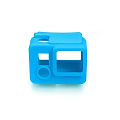 Gopro Accessories Smooth Frame / Protective Case Convenient, For-Action Camera,Gopro Hero 3+ / Gopro Hero 4 / Gopro Hero 4 Black Silicone