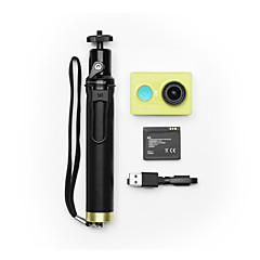 Xiaomi Caméra sport 4608 x 3456 CCD 128 Go H.264 30 M Etanches / Pratique / Bluetooth / Ajustable / USB
