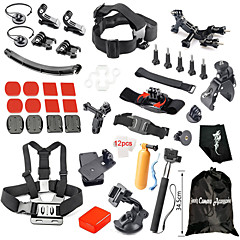 Gopro AccessoriesAnti-Fog Insert / Monopod / Screw / Buoy / Suction Cup / Straps / Clip / Hand Grips/Finger Grooves / Accessory Kit /