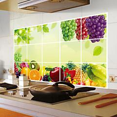 Botanisch / Stilleven / Bloemen / Landschap Wall Stickers Vliegtuig Muurstickers , Aluminum Foil 45x75x0.1cm