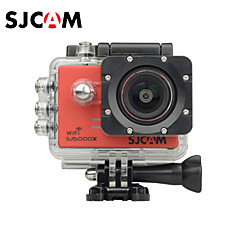 SJCAM SJ5000X Sports Action Camera 12MP 4000 x 3000 WiFi / Waterproof / Wide Angle / Anti-Shock 60fps / 30fps / 120fps / 24fps 4x+5/3 /