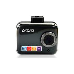 Video-uit / G-Sensor / Bewegingsdetectie / GPS / Groothoek / 1080P / Schokdempend - 3MPCMOS - 2048 x 1536 - CAR DVD