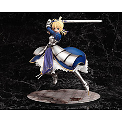 Anime Action Figures geinspireerd door Fate/stay night Saber PVC 25 CM Modelspeelgoed Speelgoedpop