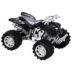 Lasten atv moottoripyörä pull-back ajoneuvo kilpa-auto malli rakennuksen lelut