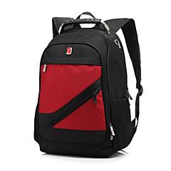15,6 tommers vanntett unisex laptop ryggsekk reiser ryggsekk skole veske for MacBook / dell / hp, osv