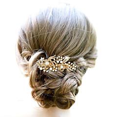 Ženy Slitina Přílba-Svatba Zvláštní příležitost Hřebeny na vlasy Jeden díl
