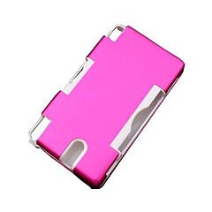 Hard Aluminum Metal Game Case Cover Skin Cover Protector for Nintendo DSL NDSL