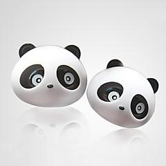 ziqiao 1 pari kaunis Panda maku auton ilmanraikastustuotteiden diffuusorin ulostulo magic tarvikkeita hajuvettä