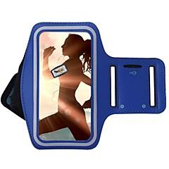 Til med vindu Armband Etui Armbånd Etui Ensfarget Myk Stoff til Universiell S7 edge S7 S6 edge plus S6 edge S6 S5 S4 S3