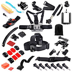 Gopro AccessoriesFront Mounting / Protective Case / Monopod / Gopro Case/Bags / Screw / Buoy / Adhesive Mounts / Straps / Clip / Hand