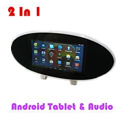 Policový reproduktor 2.1 Bezdrátový / Přenosný / Bluetooth / Vevnitř