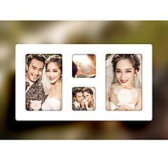 Vegas Theme / Classic Theme / Fairytale Theme Wood Photo Frames White