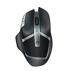 Original logitech G602 Wireless-Gaming-Maus mit 11 programmierbaren Tasten Laser-Mäuse 2500dpi mit je 250 Stunden Akkulaufzeit