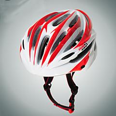 Capacete(N/A,EPS / PVC) -Montanha / Estrada / Esportes-Unisexo 18 AberturasCiclismo / Ciclismo de Montanha / Ciclismo de Estrada /