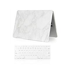 MacBook Etuis pour MacBook Air 13 pouces MacBook Air 11 pouces Marbre ABS Matériel