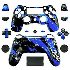 Ersatz-Controller Fall für PS4-Steuerung (blaues Spritzen)