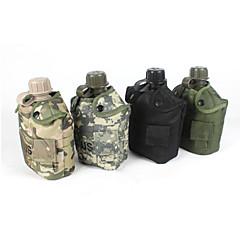1 L Hidratáló táska és ivótasak Kempingezés és túrázás / Kerékpározás Szabadtéri Többfunkciós Szürke / Terepszínű Műanyag other