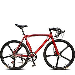 Comfort Bikes / Road Bikes Pyöräily 14 Nopeus 26 tuumaa/700CC Miesten / Nais- / Unisex SHIMANO TX30 BB5 Tuplalevyjarru Ei vaimennustaEi