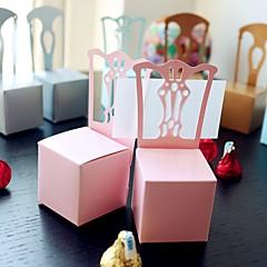 Bachelorette Party Pink Favor Box