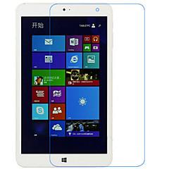 """nagy világos képernyővédő fólia Onda v820w 8 """"tablet védőfólia"""