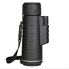 MOGE 18X62 mm Monocular Waterproof Roof Prism High Definition Night Vision General use Multi-coated Normal # Central Focusing