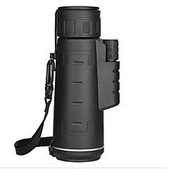 MOGE 18X62 mm Monokulár Voděodolný Střešní Prism Vysoké rozlišení Noční vidění Obecné Çoklu-kaplanmalı Běžný # Centrální zaostření