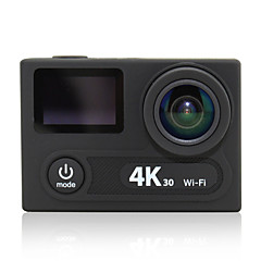 OEM H8R Sports Action Camera 12MP 2048 x 1536 / 3264 x 2448Waterproof / All in One / Convenient / Adjustable / wireless / USB /