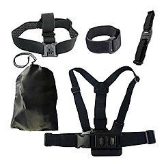 Gopro Accessories Chest Harness / Front Mounting / Gopro Case/Bags / Wrist Strap / Straps / Accessory Kit / Mount/HolderFor-Action Camera,