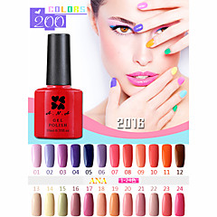 1 stk ana uv top coat gel neglelakk gel polish ledet uv lampe 10ml spiker gel