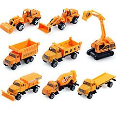 dibang -5-2 lasten leluja metalliseos auto simulointimalli takaisin valtaan engineering kaivinkone leluja poliisien (2kpl)