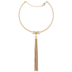 LGSP Women's Alloy Necklace Daily Non Stone-61161013
