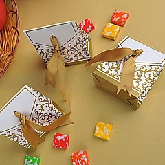 12 Piece/Set Candy Box, 50th Wedding Anniversary Favor Box Party Decoration