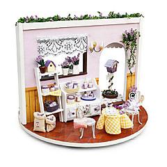 chi Fun House DIY kabin luft hage lavendel story Valentinsdag gave ideer