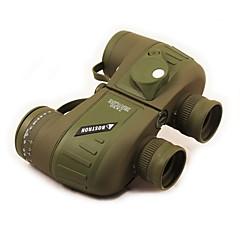 7x 50 mm משקפת BAK4 Generic / חדות גבוהה HD 396/1000yds 8 פוקוס מרכזי ציפוי מרובה מלא שימוש כללי נורמלי ירוק / ירוק בהיר