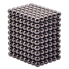 Magnet Toys 432 Pieces 4 MM Magnet Toys Building Blocks Magnetic Balls Executive Toys Puzzle Cube For Gift