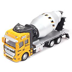 lasten lelu auton kuorma 01:48 takaisin metalliseos automallin lelu auto kaivinkone 01:48 betoni (9pcs)