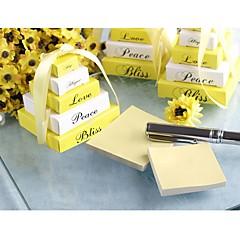 כלה חתן שושבינה שושבין חתן נערת פרחים נושא טבעת הורים תינוק וילדים מתנות חתיכה / סט שימוש משרדי עשה-זאת-בעצמך מתנה יצירתיתזוהר קלסי כפרי