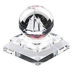 kristallipallo hajuvesi istuin