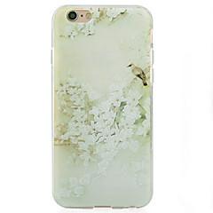 Für iPhone 6 Hülle / iPhone 6 Plus Hülle Stoßresistent Hülle Rückseitenabdeckung Hülle Landschaft Weich TPU AppleiPhone 6s Plus/6 Plus /