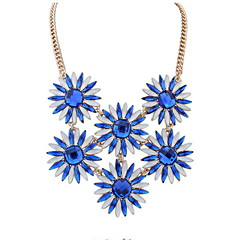 Stylish Atmosphere Sunflower Necklace