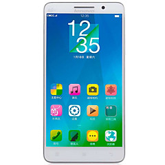 "Lenovo A5800-D 5.5 "" Android 4.4 Smartphone 4G ( Double SIM Quad Core 5 MP 512MB + 4 GB Blanc )"