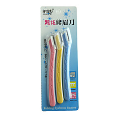גוזם גבות Plastic 1 Others 10cm נורמלי חום