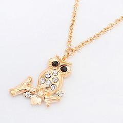 Fashion Exquisite Owl Necklace