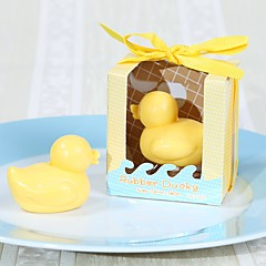 Rubber Ducky Soap Wedding Gifts, Baby Shower Children's day Birthday Favors