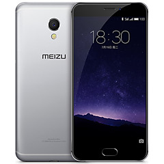 Meizu® MX6 4GB + 32GB Android Flyme OS 4G Smartphone With 5.5 Full HD Screen 12.0Mp + 5.0Mp Cameras Deca Core