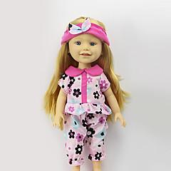 Scharon setzt der 16-Zoll-Puppe Kleidung Prinzessin Kleid Hut Mode, Bekleidung Zubehör drei Farbfreie Baby